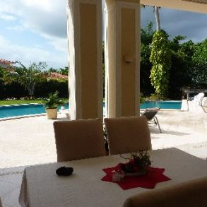 Superb luxury villa in second line beach- Cabarete