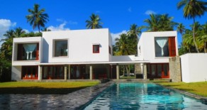 Modern style beachfront Villa for sale – Dominican Republic