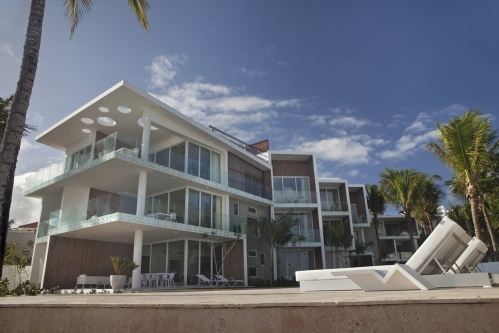 Moderne Luxus-Appartements am Strand von Cabarete