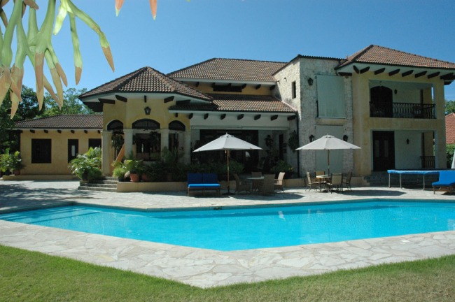 Tropical Garden Villa close to the Beach – Cabarete agenzia immobiliare