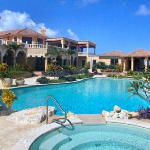Magnificent Beachfront Villa in Cabrera – Dominican Republic