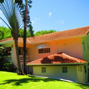 Beautifully designed residence in gated community