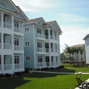 Apartments in attractive oceanside project Sosua