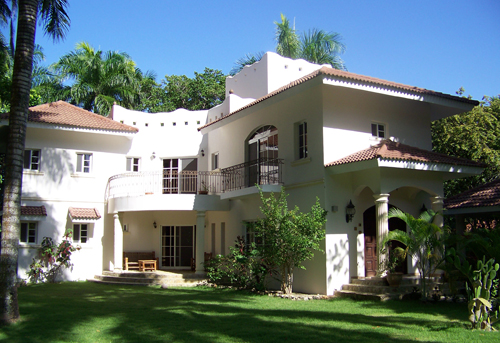 Family villa in quiet location Cabarete