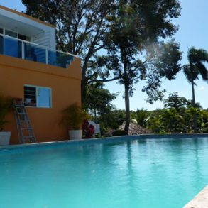 Villa with Pool and Ocean View in Sosua