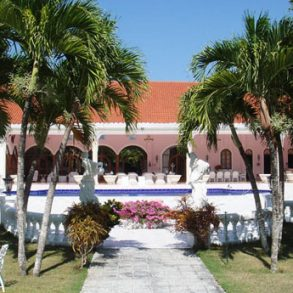 Hugh Mansion with magnificent tropical garden Cabarete