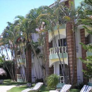 Hotel with 20 Rooms and Restaurant only steps to the Beach – Sosua Real Estate