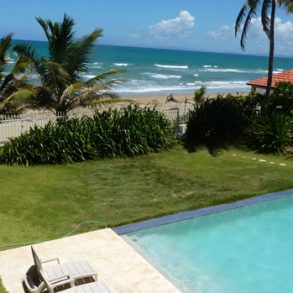 Beautifully designed beach front hotel in Cabarete