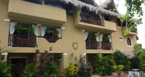 City Hotel close to beach in Sosua