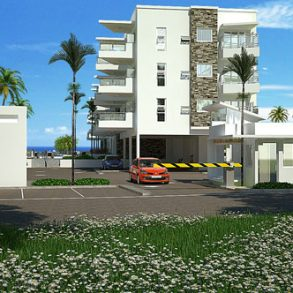 New Beachfront Apartments in Cabarete