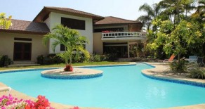 Impressive two storey villa in exclusive gated community