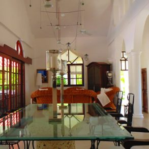 Large villa in best beachside gated community
