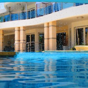 Luxury modern villa with excellent rental potential