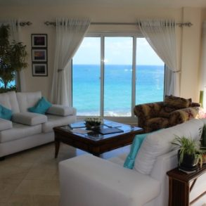 Luxury Beachfront Penthouse in Cabarete