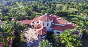 Exclusive Caribbean home in a prestigious community