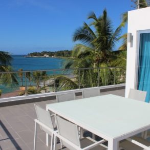 Ultra modern, luxury beach front condo – Sosua Real Estate