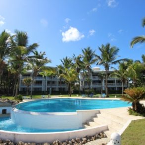 Huge two level beach front penthouse in Sosua