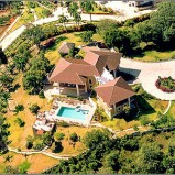 Luxury Mansion with over 5 acres private garden in a gated community
