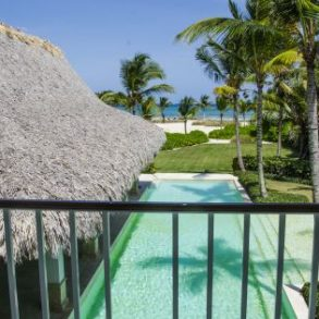Huge Beachfront Mansion-Punta Cana Real Estate