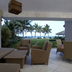 Luxury Beachfront Apartment with 4 bedrooms in Cabarete