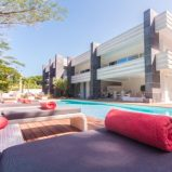 Modern luxury estate with exceptional rental potential